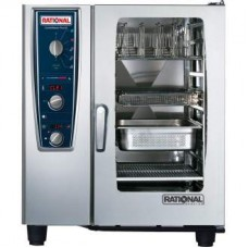 Rational CM101G PLUS gas combi-steamer