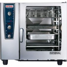 Rational CM102G PLUS gas combi-steamer