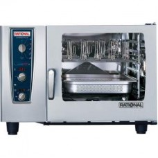 Rational CM62G PLUS gas combi-steamer