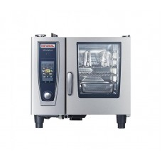 Rational Combisteamer SCC 61E Elektrisch